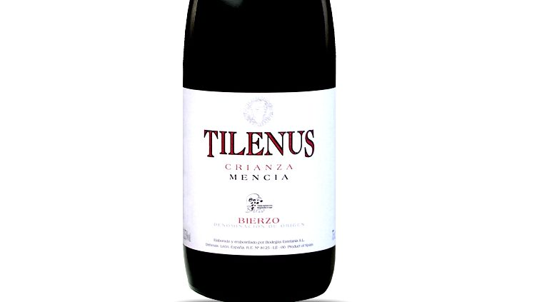 Vinho Tilenus Crianza, 2005
