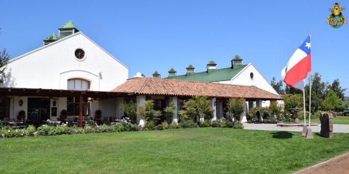 Vinícola Casas del Bosque
