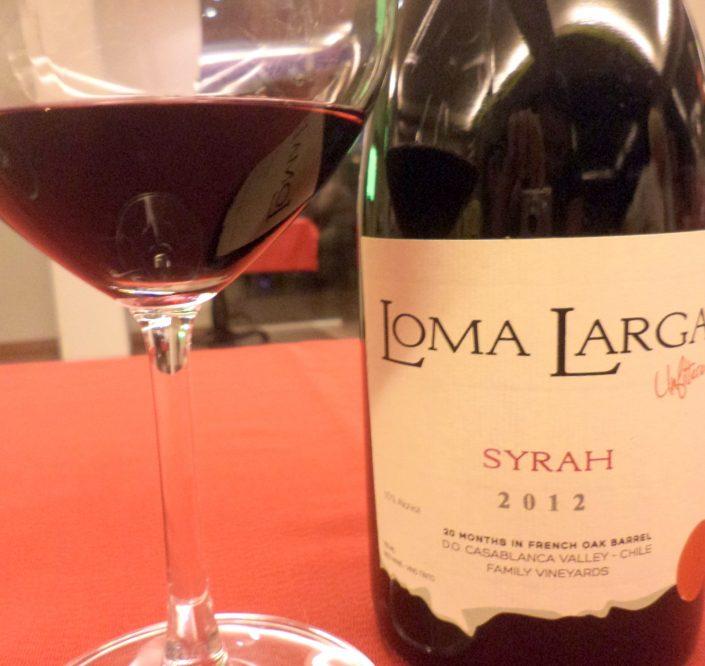 Loma Larga Syrah, 2012