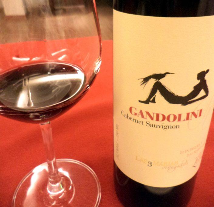 Gandolini Wines Las 3 Marías, 2012