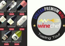 Chilean Premium Wines tem nova data para Belo Horizonte