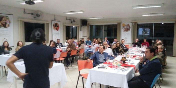 Winechef realizou degustação em Manhuaçu