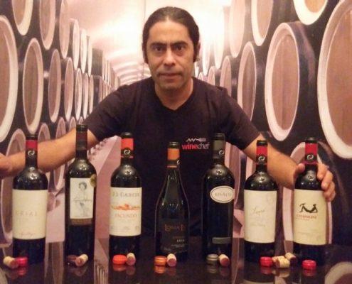 Brasília recebeu o Chilean Premium Wine- Tasting Tour
