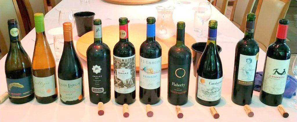Rio do Janeiro recebeu o Chilean Premium Wine - Tasting Tour