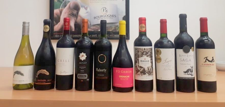 Chilean Premium Wine se apresentou na ABS de Belo Horizonte